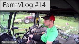 XXL FarmVLOG#14: Der 2. Schnitt - komplett dabei TEIL 1