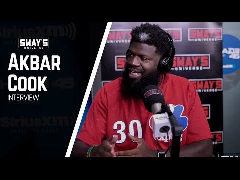 West Side High School Principal Akbar Cook | Sway's Universe