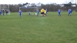 Derrychara v Lisnarick 1st goal
