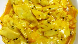 Papad ki sabzi recipe / papad nu shaak /papad ki sabzi / Gujarati papad nu sak