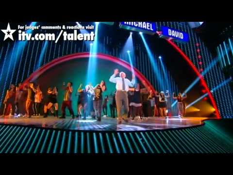 Steven Hall - Britain's Got Talent Live Final - itv.com/talent - UK Version