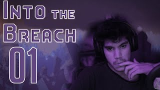 INTO THE BREACH | JUEGAZO ESTRATEGIA CON MECAS 01