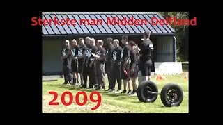 Sterkste man Midden-Delfland 2009.