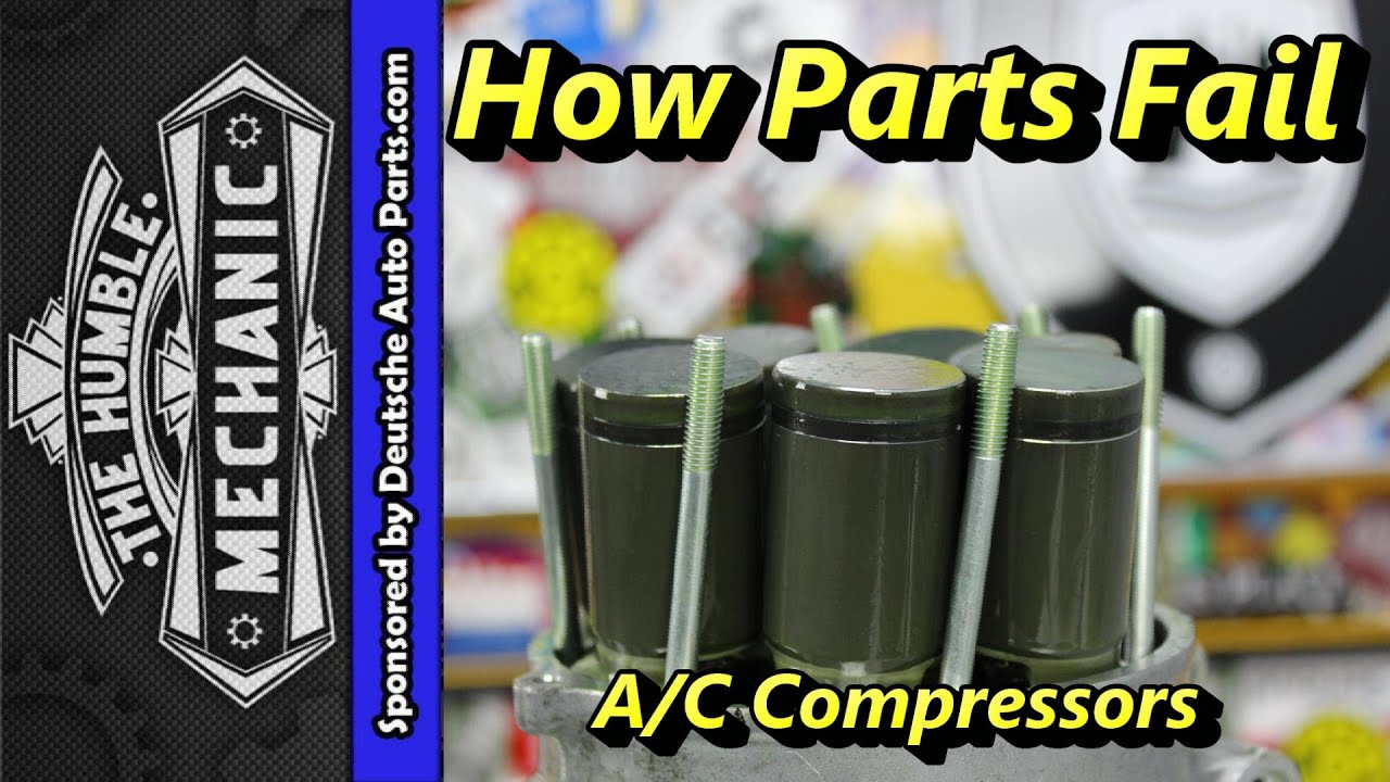 How VW A/C Compressors Fail