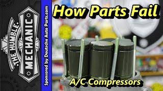 How VW A/C Compressors Fail