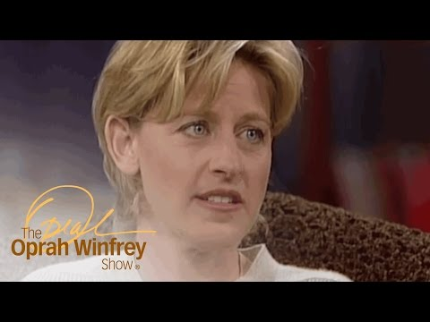 Ellen DeGeneres on Getting Kicked Out After Coming Out | The Oprah Winfrey Show | OWN