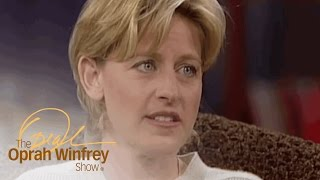 Ellen DeGeneres on Getting Kicked Out After Coming Out   The Oprah Winfrey Show   OWN