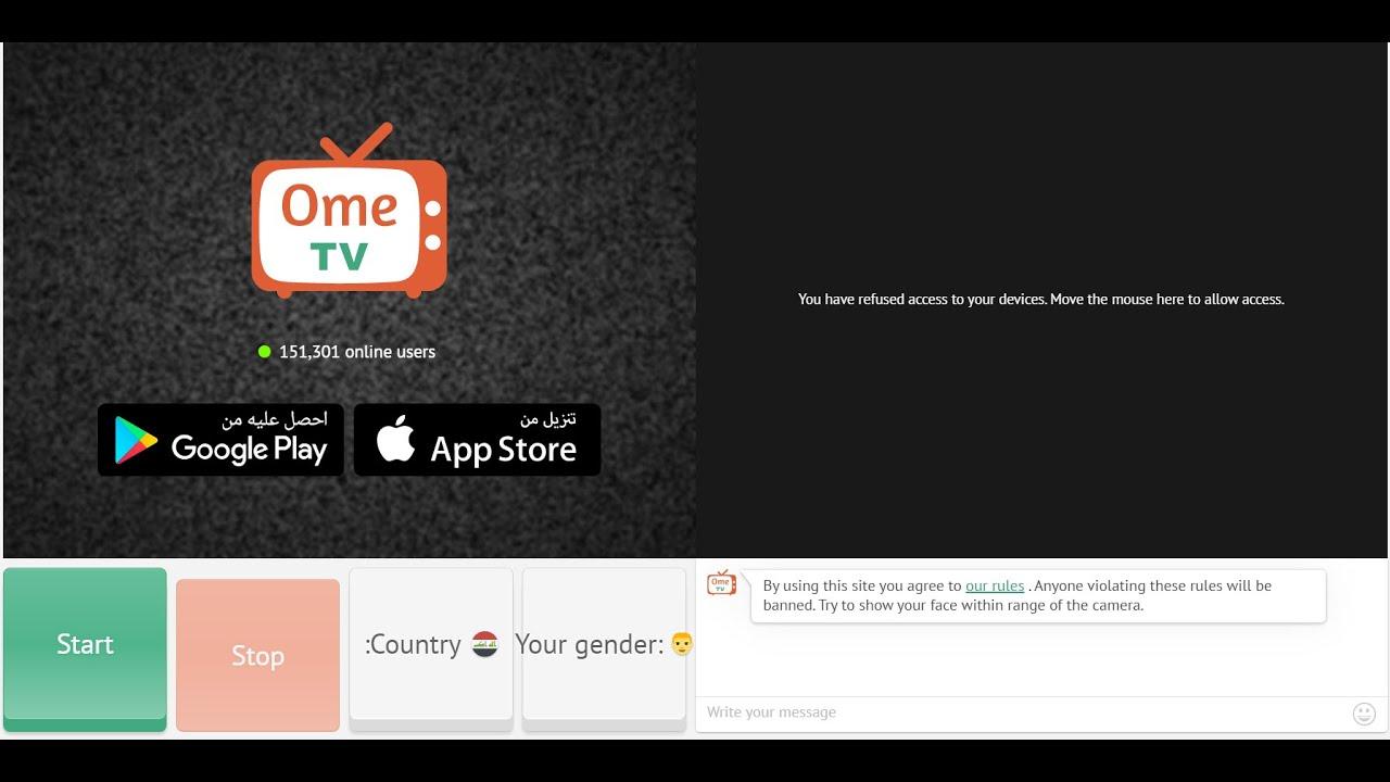M Omegle Tv