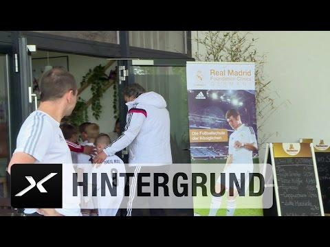 Real Madrid sucht den nächsten Cristiano Ronaldo in Deutschland | Stefan Kohfahl im Interview