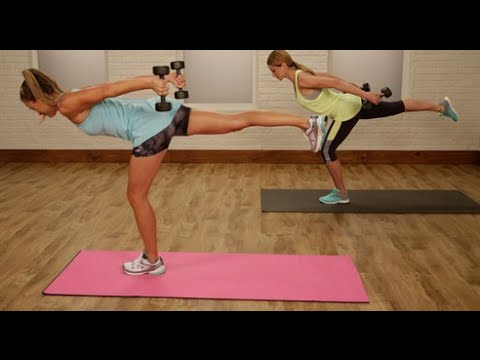 20-Minute Fat-Blasting Full Body Workout | Class FitSugar