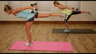 20 minute fat blasting full body workout class fitsugar