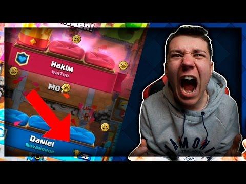 RAGE QUIT!! 2 KJEMPEKISTER! NY KLAN! - Norsk Clash Royale