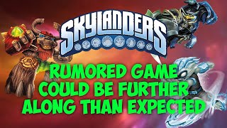 Rumored Skylanders Title May be Further In Development Than Predicted