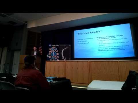 2014-11-18 Adaptive Compliant Trailing Edge ACTE flap w Tom Rigney #1