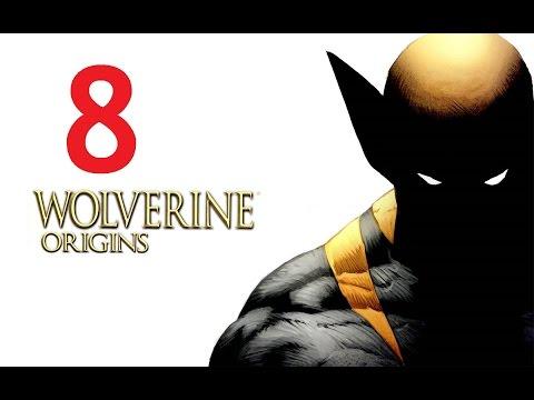X-Men Origins - Wolverine прохождение без комментариев