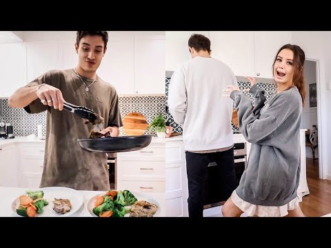 Husband Cooks For Me For A Whole Day! thumbnail
