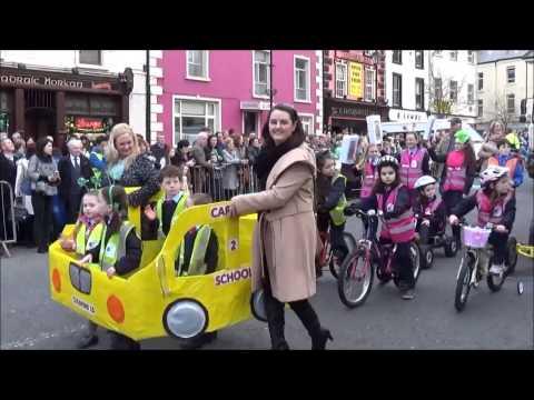 64th St Patrick's Day Parade Swinford Co Mayo 2015 by @mayo_mick