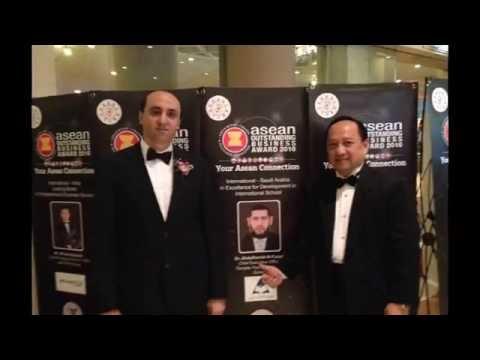 Taleem & ASEAN Outstanding Business Award 2016, Malaysia