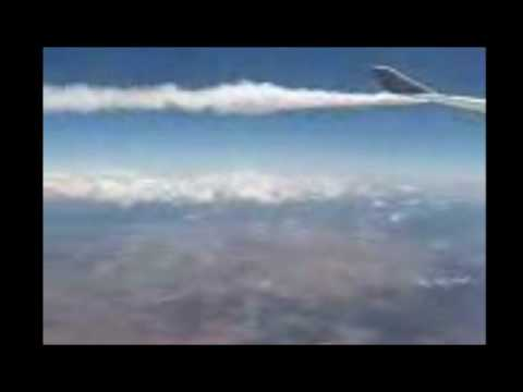 PROOF chemtrails are NOT contrails