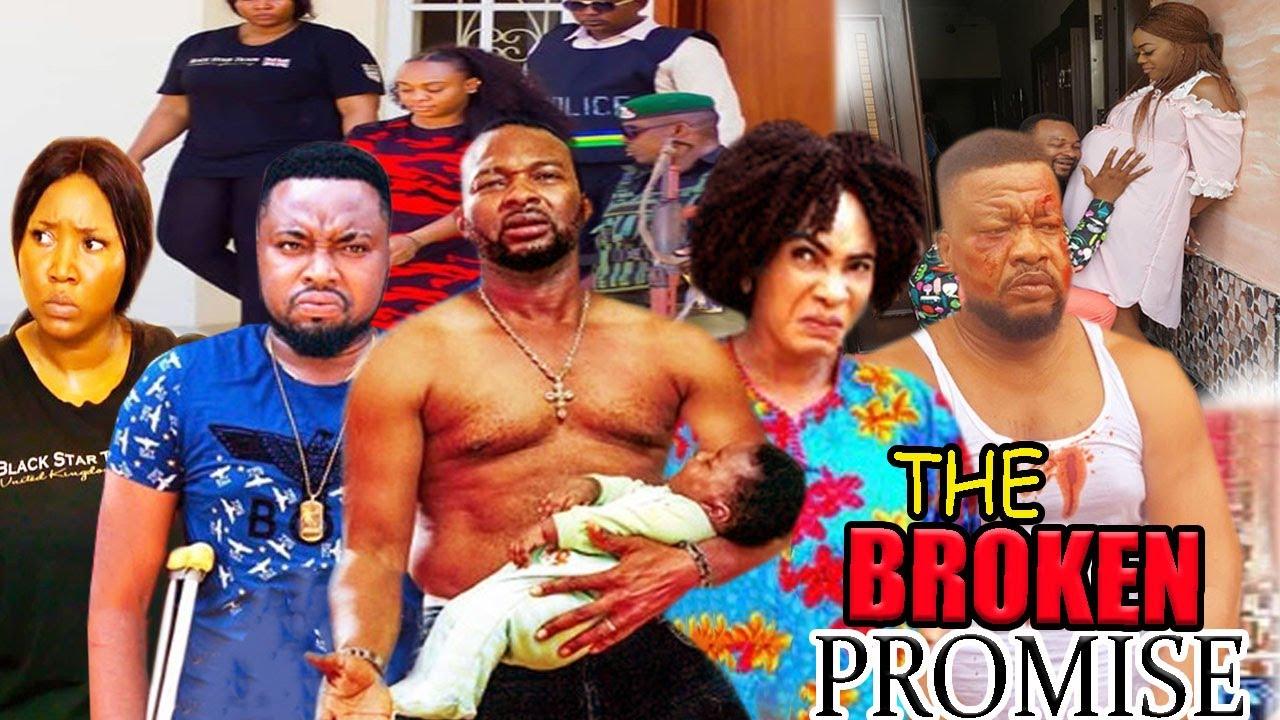 Download The Broken Promise Season 1- 2020 Latest Nigerian Movie.