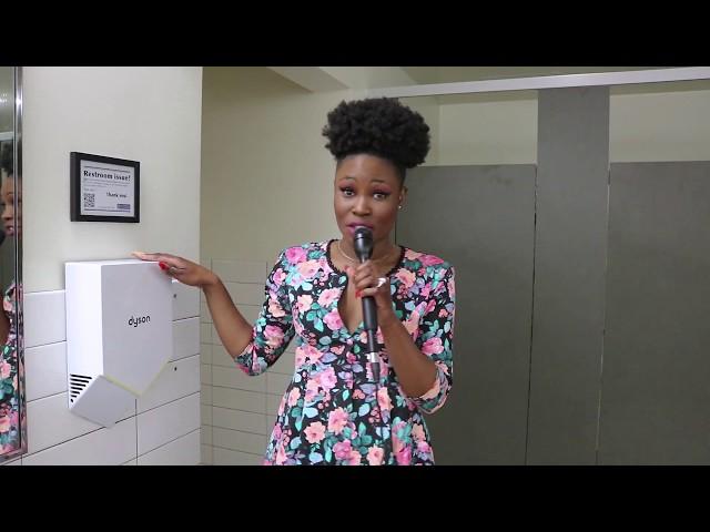 Students' Hands Versus DISGUSTING BATHROOM AIR???