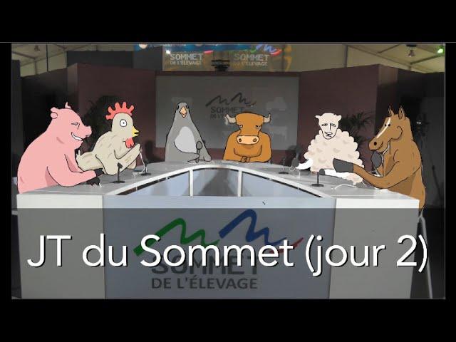 Le JT du Sommet (jour 2)