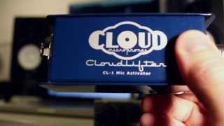 Cloud Microphones - Cloudlifter CL-1 Mic Activator