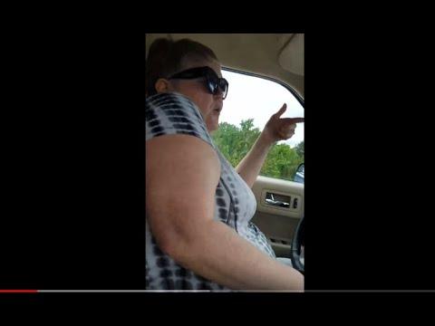 Dancing in a traffic jam