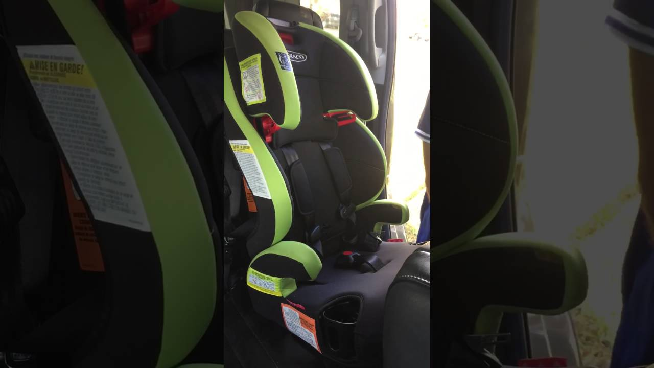 Graco Tranzitions Harness Booster Seat