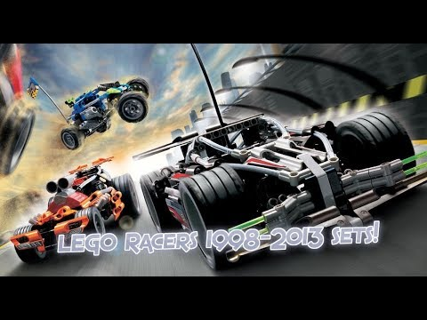 Every LEGO Racers