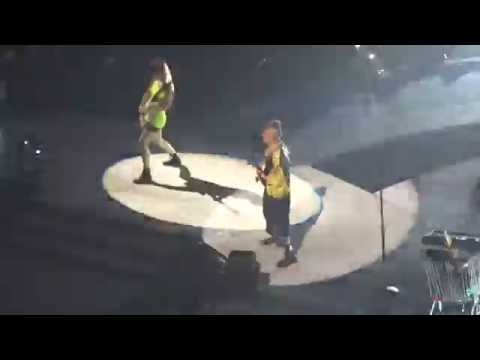 DNCE - Pay My Rent - live - Revival Tour - Orlando, Florida - YouTube