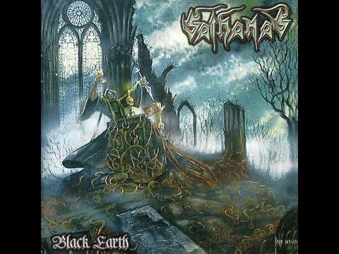 Sathanas - Black Earth (1996) FULL ALBUM [Metal Merchants Records, New Brighton, Pennsylvania]