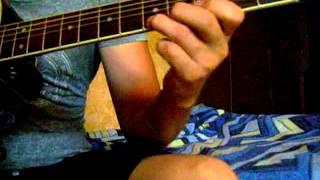 """Любэ """"Опера""""  вступление на гитаре"""