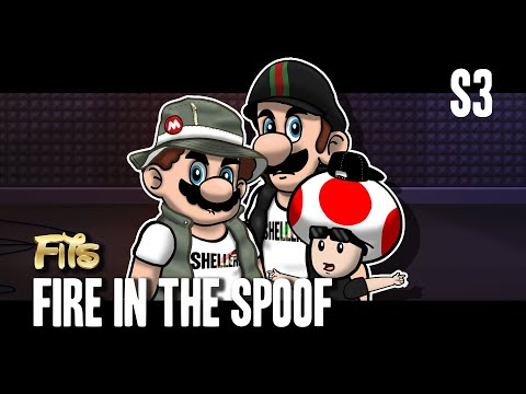 FITS | Mario, Luigi and Toad [Grime Rap Music]