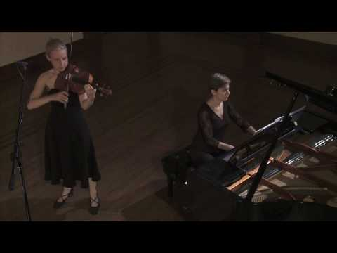 Vitali Chaconne transcribed for Viola and Piano | Helena Baillie-Viola