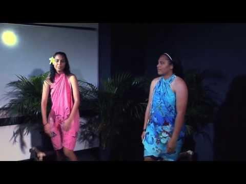 Storytelling at Chaminade University of Honolulu