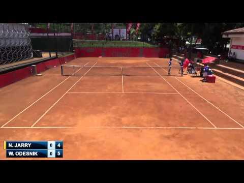 Nicolas Jarry vs Wayne Odesnik - 1st - Challenger de Medellin 2014