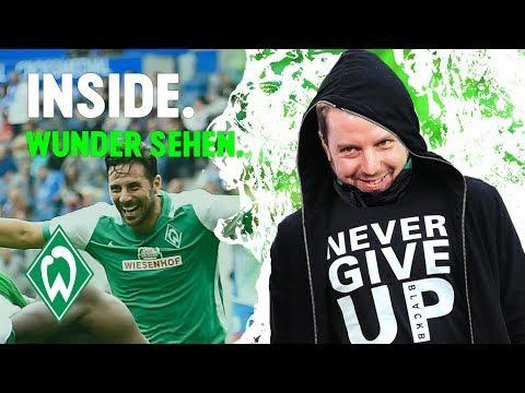 Liverpool als Vorbild & Wunder-Spezialist Claudio Pizarro | WERDER.TV Inside vor TSG Hoffenheim