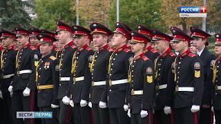Первые погоны: В Перми открылся фестиваль «Виват, кадет!»