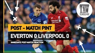 Baixar Everton 0 Liverpool 0 | Post Match Pint