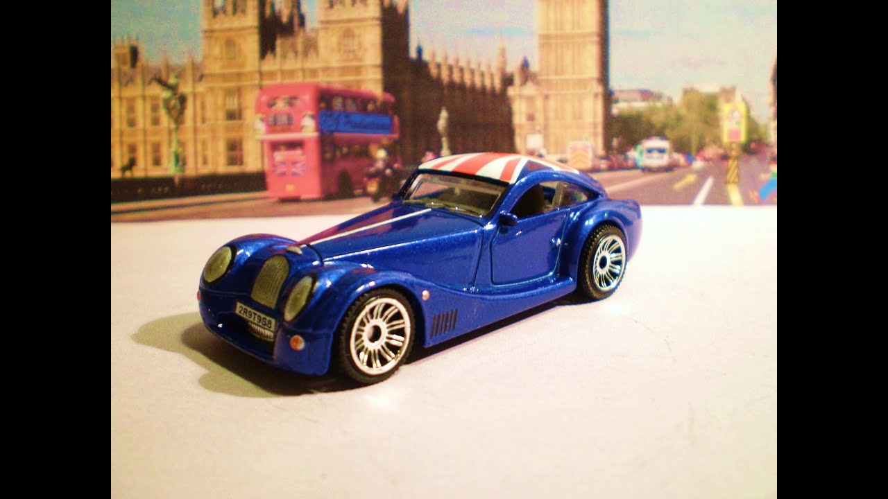 Matchbox morgan aeromax 2009 youtube matchbox morgan aeromax 2009 vanachro Images