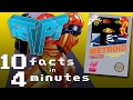 10 Metroid Facts in 4 Minutes - The Fact Pit
