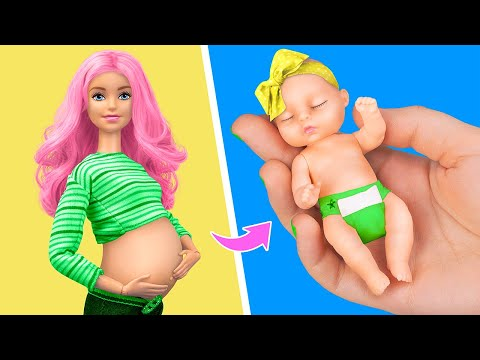 12-diy-baby-doll-hacks-and-crafts-/-miniature-baby,-cradle,-diapers-and-more!