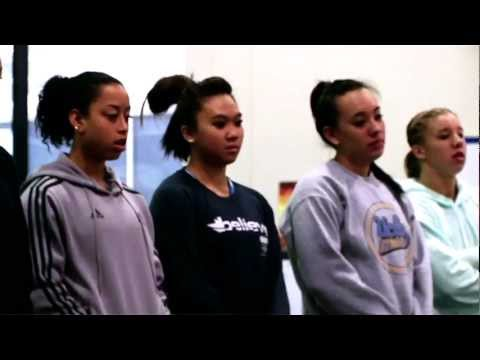 UCLA Gymnasts Come Together After Injury