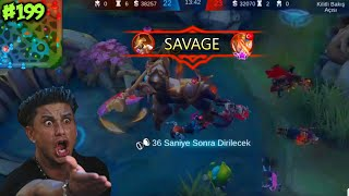 Mobile Legends WTF Funny Moments Episode 199