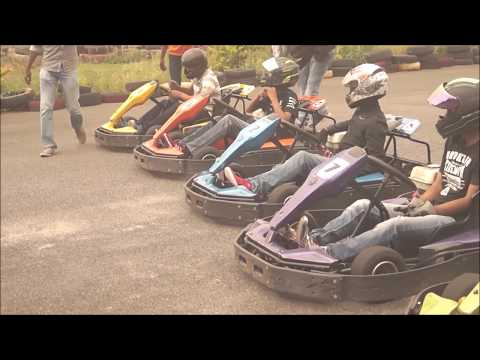 Kart Attack 2017 at Red Riders Sports Bangalore
