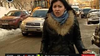 Владелец Subaru застрелил водителя мусоровоза(На юго-западе Москвы конфликт между владельцем автомобиля Subaru и водителем мусоровоза закончился стрельбой..., 2013-03-27T14:18:53.000Z)