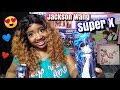 Jackson Wang - Super X Unboxing ❤️💙 王嘉尔