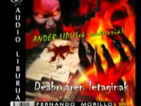 Audio-liburua: Deabruaren letaginak