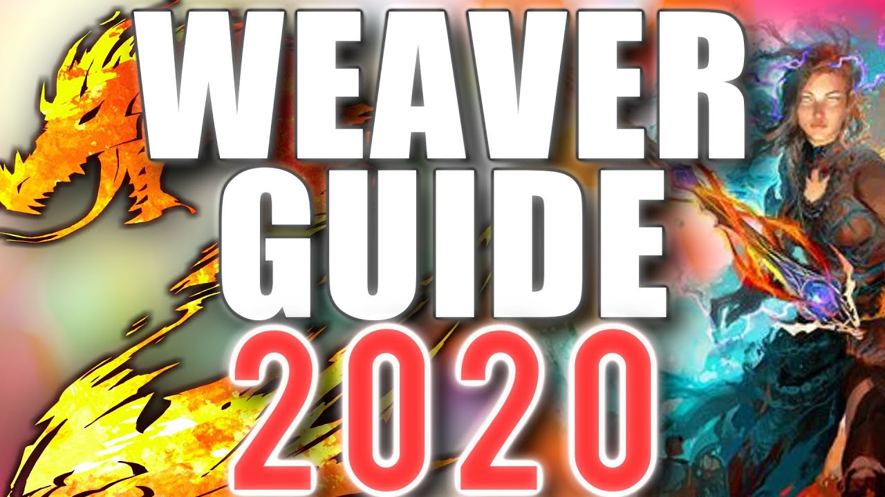 Gw2 Best Pvp Class 2019 New Weaver Guide 2019   PvE   PvP   WvW   Beginners & Advanced